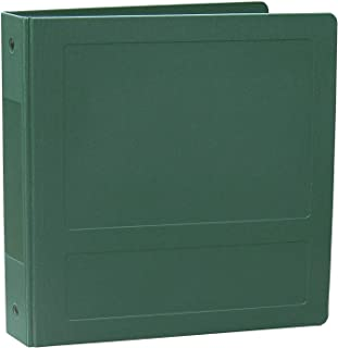 Omnimed Heavy Duty Binder, Forest Green