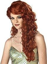 California Costumes Women's Mermaid Wig,Blonde