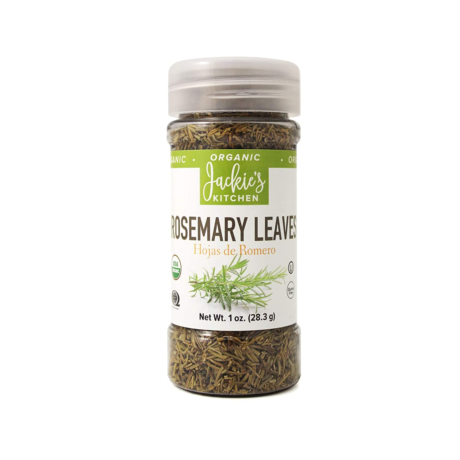 Jackie's Kitchen Rosemary Ounce 5 ☆ very popular Branded goods 1 Leaves