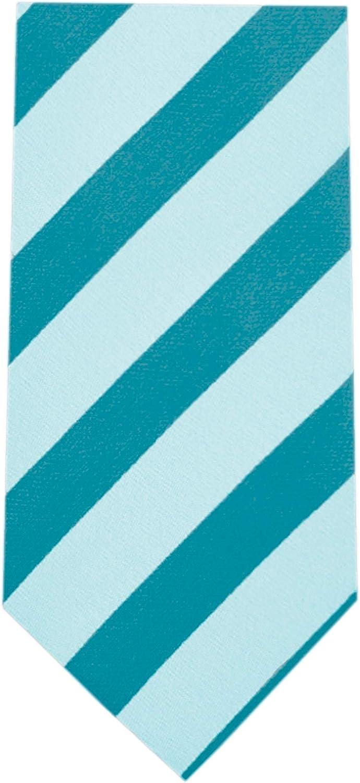 Jacob Alexander Boys' Prep Regular Stripe Tonal Neck Tie