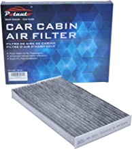 POTAUTO MAP 3011C (CF11777) Replacement Activated Carbon Car Cabin Air Filter for NISSAN, Juke, Leaf, Sentra, Cube(Upgraded with Active Carbon)