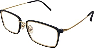 eb64dd73424a XYAS Titanium Glasses For Man And Women Unisex Super Light Retro Geek  Fashion Cool Eyeglass Clear