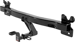 CURT 120663 Class 2 Trailer Hitch with Ball Mount, 1-1/4-Inch Receiver Select Volvo S60, V60 Cross Country, V70, XC70