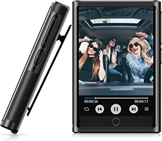 MP3 Player, 48GB MP3 Player with Bluetooth 4.2, 2'' HD Touch Screen Portable MP3 MP4 Player with FM Radio, Recording, E-Bo...
