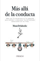Más allá de la conducta (Libros singulares) (Spanish Edition) Kindle Edition