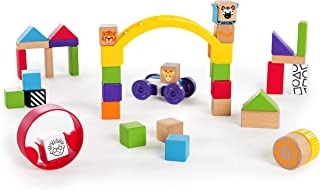 Baby Einstein Curious Creator Kit Wooden Discovery Toy, 12 Months +