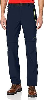 CMP Zip-off 3T51647, Pantaloni Uomo