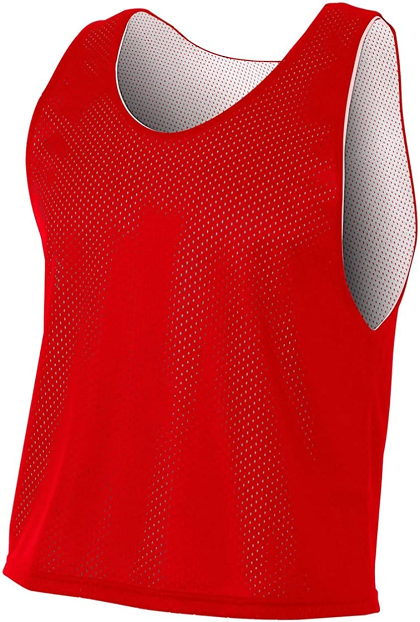 latest A4 Sportswear Reversible Pinnies Lacros Jersey service Wicking Athletic