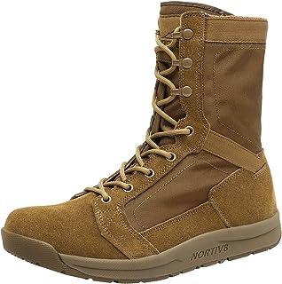 NORTIV 8 Men`s Military Tactical Boots Lightweight Jungle Boots