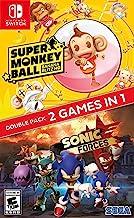 Sonic Forces + Super Monkey Ball: Banana Blitz HD Double Pack - Nintendo Switch