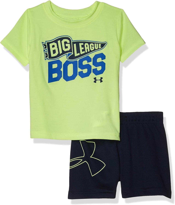 Under Armour Baby Boys' Ua Big League Boss Set