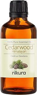 100% Pure Cedarwood (Himalayan) Essential Oil 10ml, 50ml,