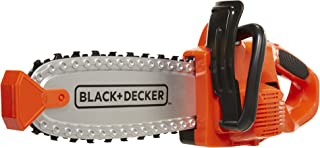 BLACK+DECKER Junior Kids Power Tools - Chainsaw with Realistic Sound & Action! Role Play Tools for Toddlers Boys & Girls Ages 3 Years Old and Above, Get Building Today!
