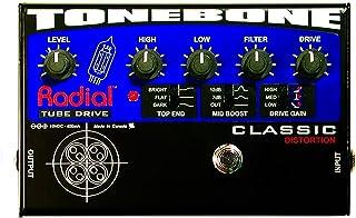 Tonebone Classic - Interruptor para efectos de guitarra, color negro