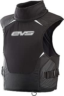 EVS Sports SV1 Trail Protective Snow Vest (Black/Red, X-Large/XX-Large)