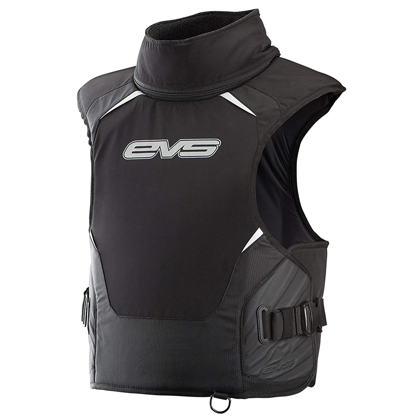 EVS Sports SV1 Trail Protective Snow Vest (Black/Red, X-Large/XX-Large)
