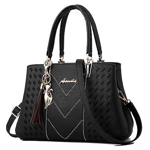 d75a5f37746 ALARION Womens Purses and Handbags Shoulder Bag Ladies Designer Satchel  Messenger Tote Bag