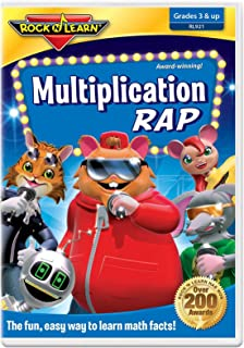 Best multiplication facts rap Reviews