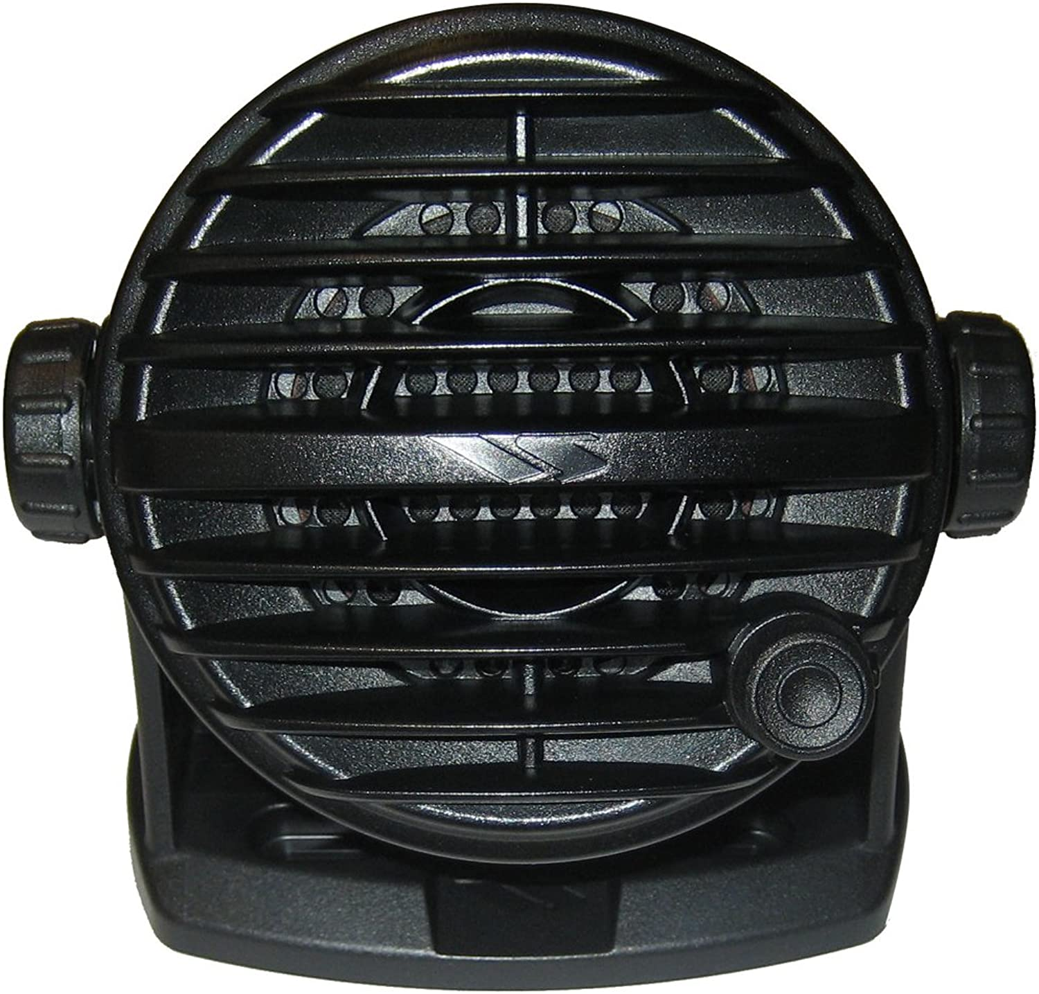 External Speaker w  PTT, Black 4 ohm