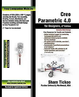 Creo Parametric 4.0 for Designers