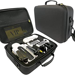 Drone Pit Stop Carrying Case for Hubsan Zino - Splash-Proof | Durable | Compact | EVA Material - Carry Your Drone with Maximum Protection