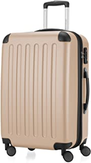 HAUPTSTADTKOFFER - Spree - Valise de Taille Moyenne, Bagage de soute rigide ABS, TSA, extensible, extra léger, 4 roues, 65...