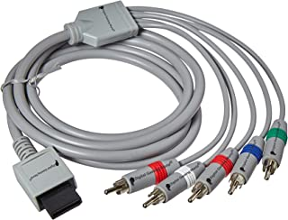 Digital Gaming World® Component Cable for Wii and Wii-U Consoles.