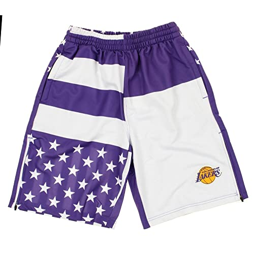 08a1054f0d90 Zipway NBA Mens Flag Athletic Shorts - Team Options