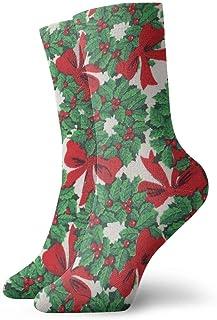 Jhonangel, Niños Niñas Locos Divertidos Estampado navideño Calcetines de Navidad Chicos Calcetines lindos de vestir de novedad