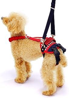 With(ウィズ) 歩行補助ハーネスLaLaWalkホールド小型犬用 2TE0100-15 F セーラーマリン F