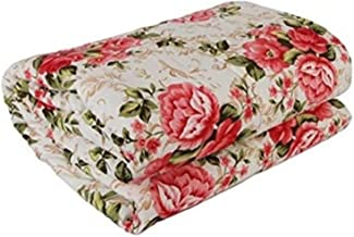 Nirjulee Impex Poly Cotton Double Bed AC Dohar, Color: Multicolor