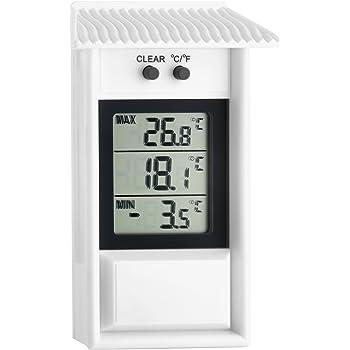 Tfa 30 1039 Termometro Elettronico Massima Minima Resistente Agli Agenti Atmosferici Amazon It Giardino E Giardinaggio En este sentido podemos establecer que aquel… tfa 30 1039 termometro elettronico