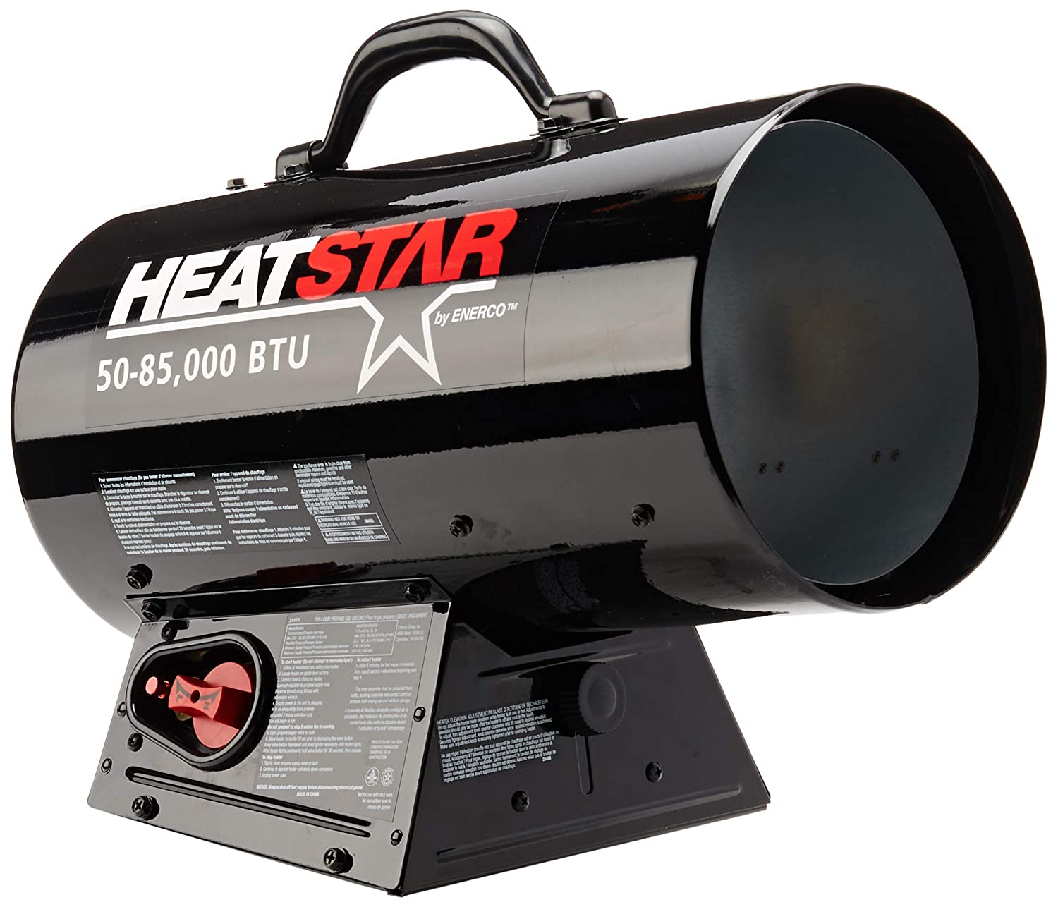 Heatstar Raleigh Mall By Elegant Enerco F170085 Forced Propane Air Variable HS Heater
