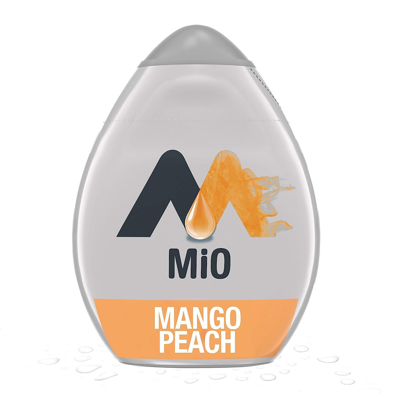 MiO Mango & Peach Liquid Concentrate Drink Mix, 1.62 Fl Oz Bottle