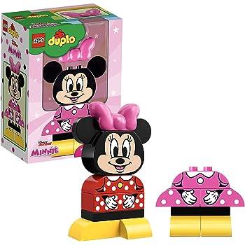 LEGO DUPLO My First Minnie Build Building Blocks for Kids (10 Pcs)10897