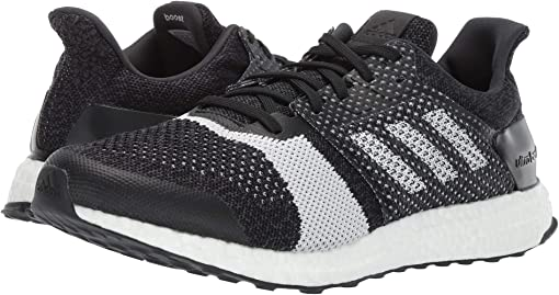 Black/White/Carbon