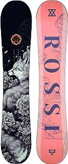 Rossignol Justice Snowboard Womens Sz 153cm