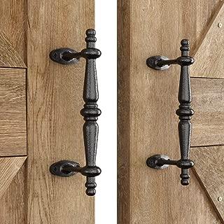 Best decorative barn door handles Reviews