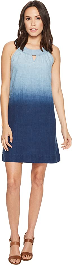Tommy Bahama - Indigo Dip-Dyed Short Sundress
