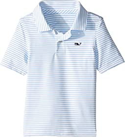 ac28b5368 Wilson Stripe Polo (Toddler/Little Kids/Big Kids). Like 6. Vineyard Vines  Kids