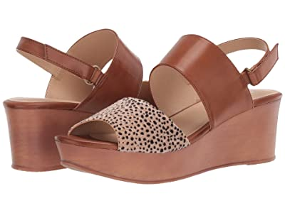 CL By Laundry Christel (Nude/Camel Faux Cheetah) Women