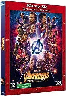 Avengers Infinity War 2D Combo