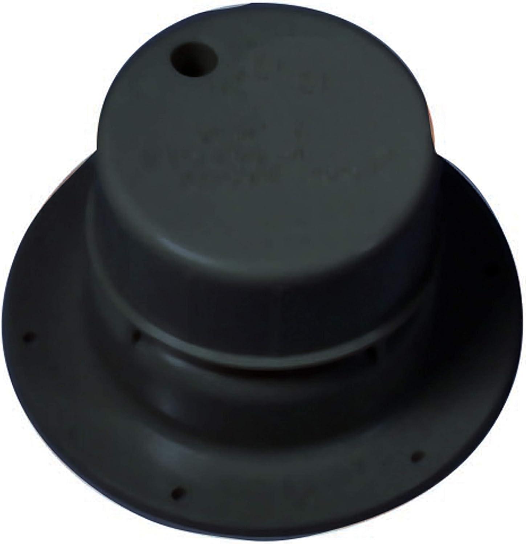 Ventline V2049-55 Plastic Plumbing Genuine Max 62% OFF Black Vent