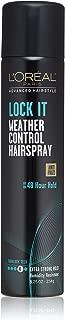 L'Oréal Paris Advanced Hairstyle LOCK IT Weather Control Hairspray, 8.25 oz.
