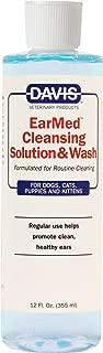 Davis EW12 EarMed Pet Cleansing Solution & Wash, 12 oz