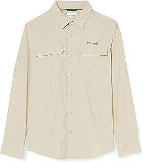 Columbia Men's Silver Ridge II Long Sleeve Shirt, Nylon