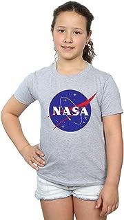 NASA Girls Classic Insignia Logo T-Shirt