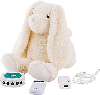 Back to sleep BUNNYバックトゥスリープバニー子宮内の心音で夜泣きやぐずりを抑制してくれるウサギさんのぬいぐるみ 0037