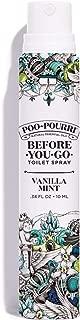 Poo-Pourri Before-You-Go Toilet Spray Travel Size, Vanilla Mint Scent, 10 ml