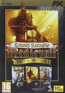 FX Interactive Great Battle Medieval - Juego (PC, PC, Estrategia, 27/06/2013)
